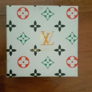 LV multi colorful wallet
